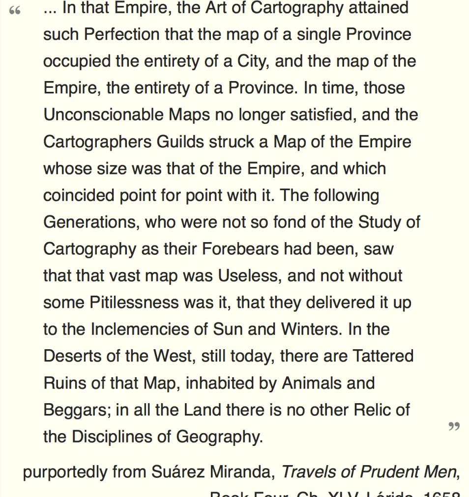 Borges (Maps)